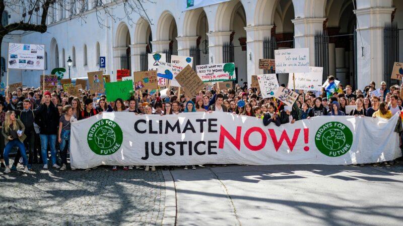 FridaysForFuture kündigt weltweiten Klimastreik am 24. April 2020 an