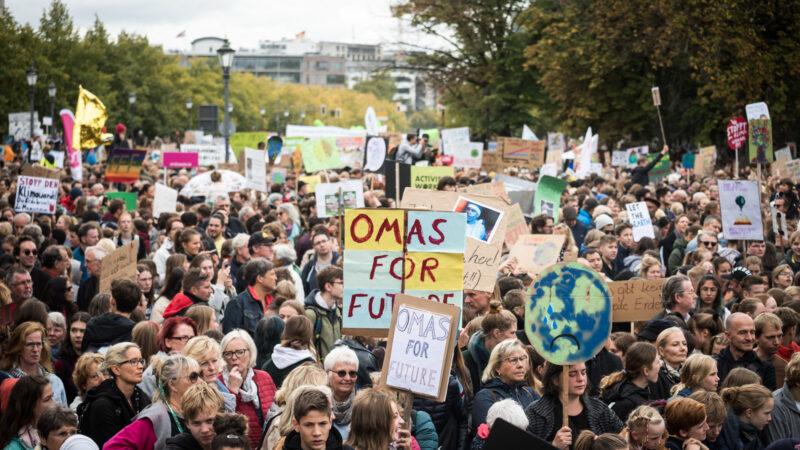 Digitaler Klimastreik am Freitag den 24.04.