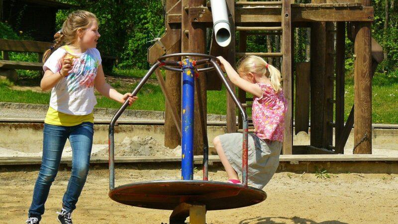 Bund und Länder einigen sich auf Wiedereröffnung von Spielplätzen