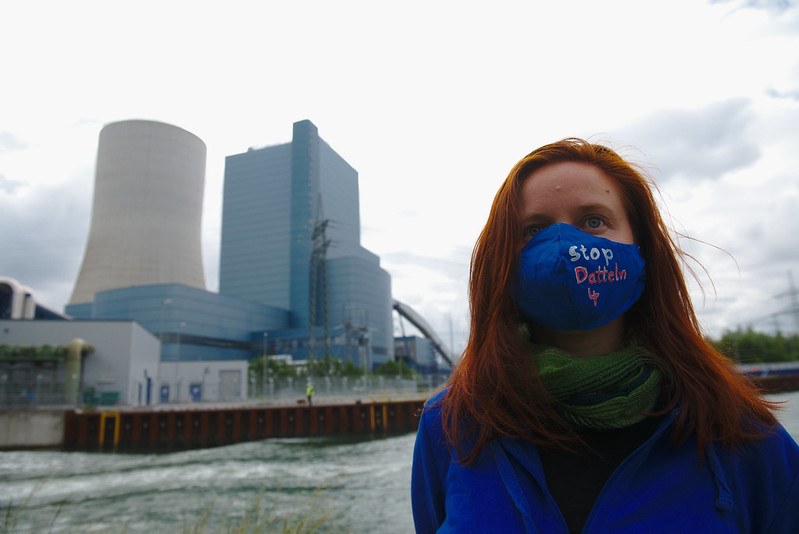 Trotz Klimaziele: Kohlekraftwerk Datteln 4 geht in den Betrieb – viele Protestaktionen