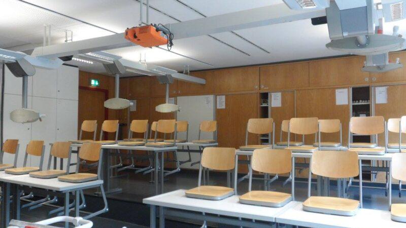 Studie: Schließung von Schulen hatte größten Effekt