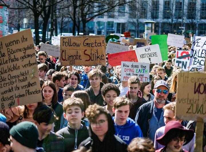 Nächster Globale Klimastreik am Freitag 25.09.