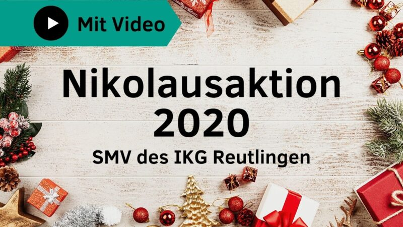 Nikolausaktion 2020 – Video