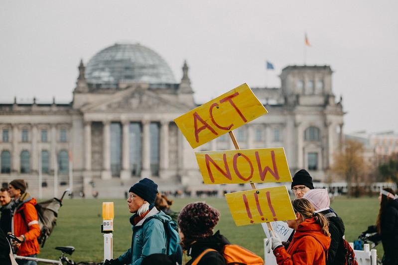 Fridays For Future ruft zum nächsten globalen Klimastreik am 19.03. auf