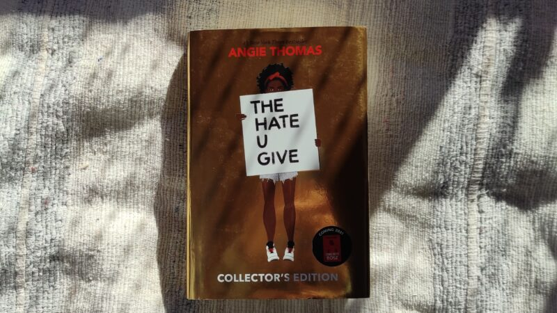 "Rezension: ""The Hate U Give"""