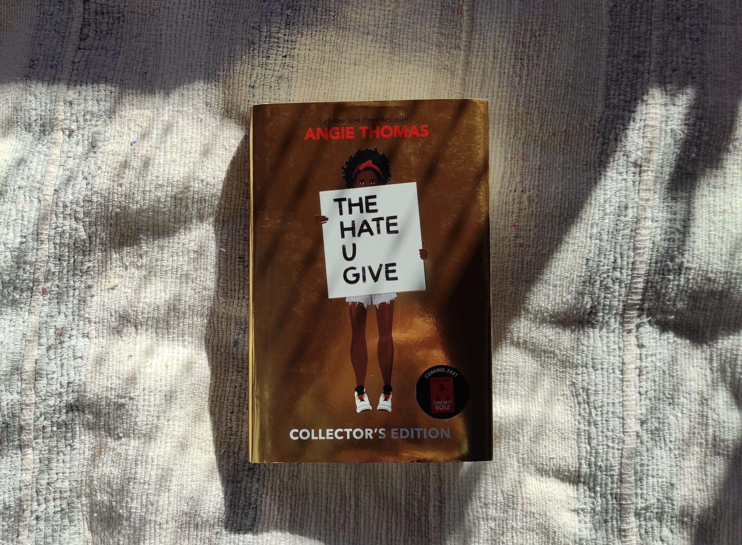 "Rezension: ""The Hate U Give"""