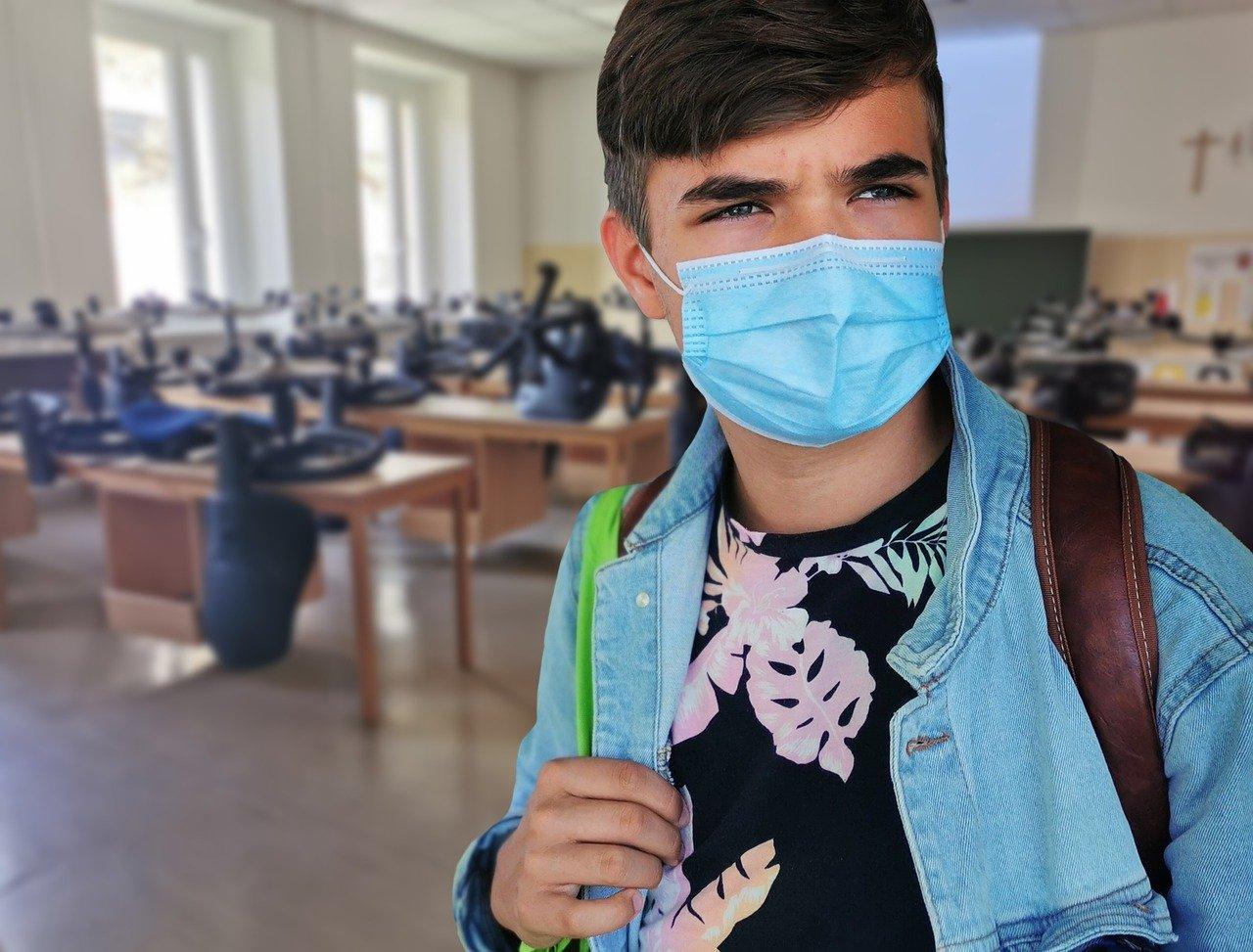 ++EILMELDUNG – Keine Maskenpflicht im Klassenzimmer ab Montag++
